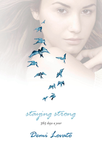 Staying Strong La couverture du livre martien