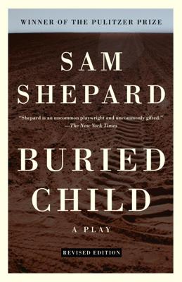Buried Child - Sam Shepard book