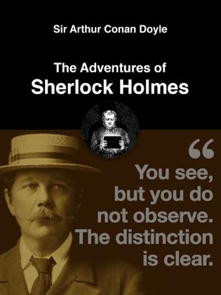 The Adventures of Sherlock Holmes image