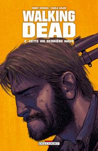 Walking Dead T02 La couverture du livre martien
