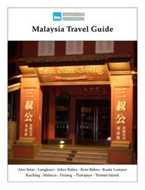 Malaysia Travel Guide book