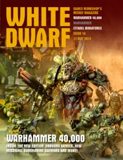 White Dwarf Issue 16: 17 May 2014
