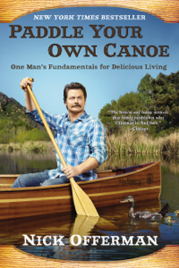 Paddle Your Own Canoe Cover Book