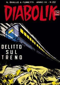 DIABOLIK (176) Libro Cover
