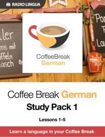 Coffee Break German Study Pack 1