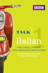 Talk Italian 1 Enhanced EBook With Audio - Learn Italian With BBC Active