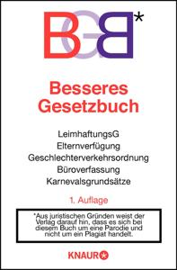BGB Buch-Cover