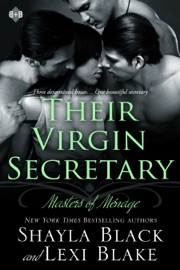 Their Virgin Secretary, Masters of Ménage, Book 6 PDF Download