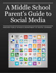 A Middle School Parent's Guide to Social Media