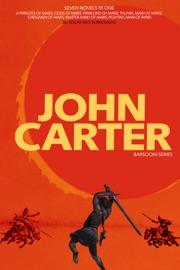 John Carter Barsoom Series 7 Novels