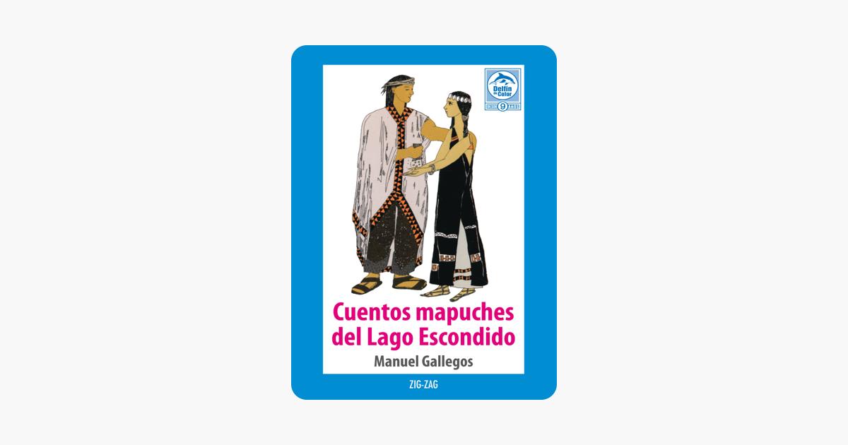 Cuentos Mapuches del Lago Escondido (Spanish Edition)