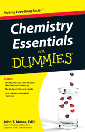 Chemistry Essentials For Dummies book