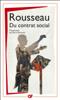 Du contrat social - Jean-Jacques Rousseau
