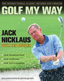 Golf My Way book