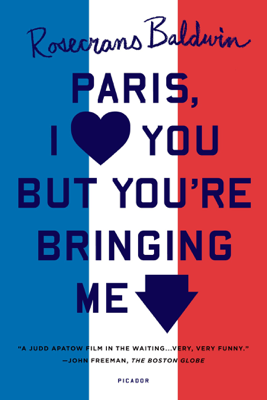 Paris, I Love You but You're Bringing Me Down - Rosecrans Baldwin book
