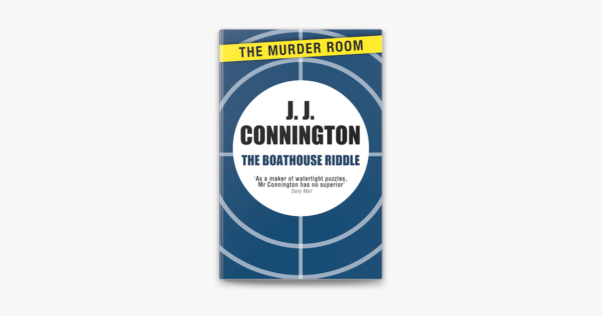 The Boathouse Riddle on Apple Books
