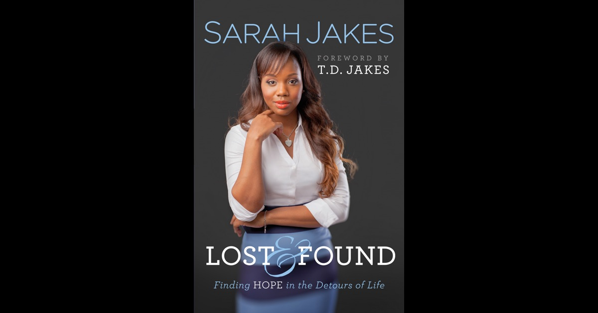 sarah jakes lost and found pdf free download