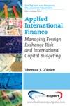 Applied International Finance