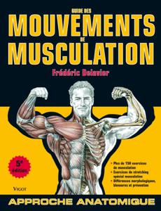 Guide des mouvements de musculation La couverture du livre martien