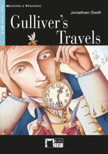 Gulliver's Travels Libro Cover