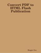 Convert PDF to HTML Flash Publication