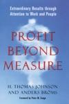 Profit Beyond Measure
