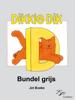 Jet Boeke & Arthur van Norden - Dikkie Dik bundel grijs kunstwerk