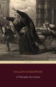 O Mercador de Veneza Book Cover