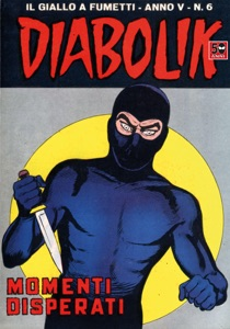 DIABOLIK (56) Book Cover