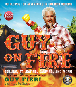 Guy on Fire Book Cover