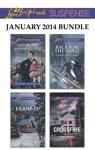 Love Inspired Suspense January 2014 Bundle