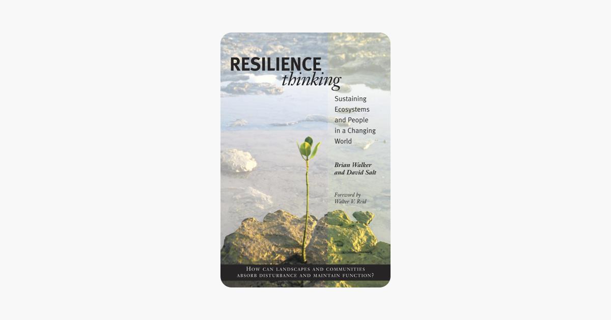 Resilience Thinking - Brian Walker & David Salt