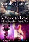 A Voice To Love Fallen Tuesday Book One A Brothers Of Rock Novel