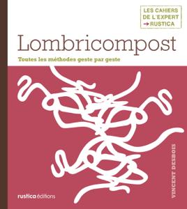 Lombricompost La couverture du livre martien