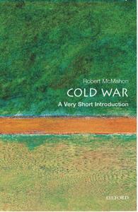 The Cold War: A Very Short Introduction Copertina del libro