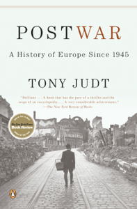 Postwar Book Cover