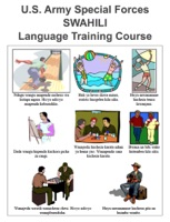 U.S. Army Special Forces SWAHILI Language Training Course