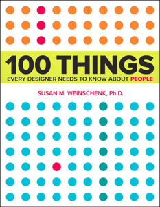 100 Things Every Designer Needs to Know About People Copertina del libro