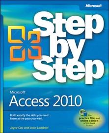 Microsoft® Access® 2010 Step by Step - Joan Lambert & Joyce Cox