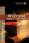 The Wiersbe Bible Study Series 1  2 Thessalonians