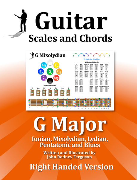 Guitar Scales and Chords - G Major