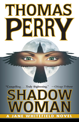 Thomas Perry - Shadow Woman book