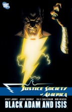 Justice Society of America: Black Adam and Isis SC