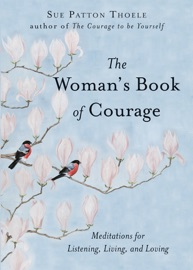 THE WOMANS BOOK OF COURAGE