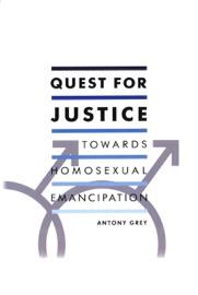 Quest For Justice Towards Homosexual Emancipation