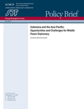 Indonesia And The Asia-Pacific