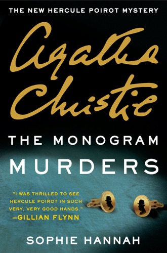 Sophie Hannah & Agatha Christie - The Monogram Murders
