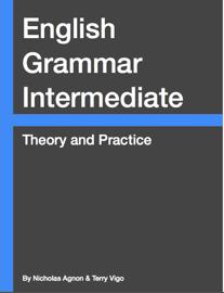 English Grammar Intermediate book