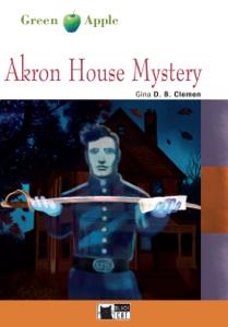 Akron House Mystery Copertina del libro