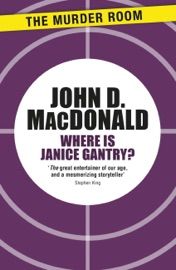 Where is Janice Gantry? PDF Download
